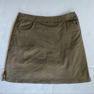 Women's Nike Golf skirt size M